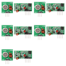 433Mhz RF Transmitter Module + Receiver Kit Arduino ARM MCU WL TE122+ - Xcsource Co. store