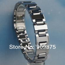 16mm 120g Men classic heavy hi-tech scratch proof tungsten bracelet(China (Mainland))