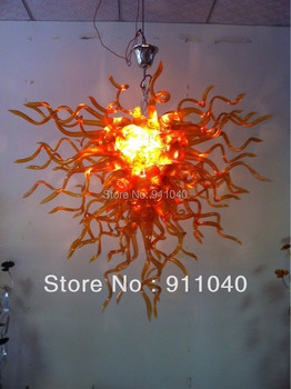 Amber- Free Shipping Handmade Top Selling Chandeliers
