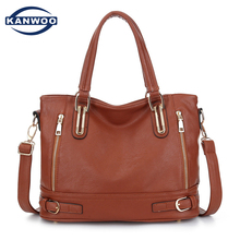 Genuine Leather Bag For Women Leather Bags Handbags Women Famous Brand Brown Crossbody Bag Ladies Designer Handbags High Quality