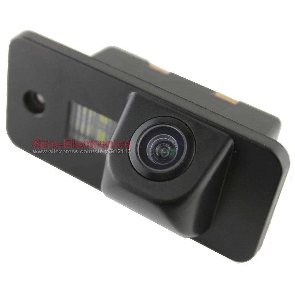 CCD Rearview Camera for Audi A3/A4/A6/A8/Allroad/Q7 Reverse camera Backup camera Waterproof HD Night vision Parking line display(China (Mainland))