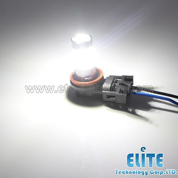 H11 H8 LED Fog Light CREE XBD 80W Daytime Running High Power 12V H9 9005 9006 - ETC Retrofit Store store