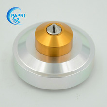 Free Shipping 20pcs 39*26mm Silver Aluminum Speaker Amplifier Feet Pad for CD Player Computer Chassis DAC Machine Feet