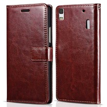 K3 Note Coque Flip PU Leather Wallet Case For Lenovo K3 Note A7000 With Card Holders Cellphone Mobile Phone Cover Fundas Cases(China (Mainland))