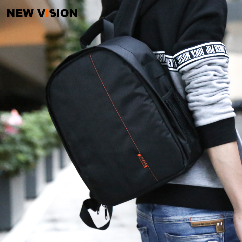 Camera Backpack DSLR SLR Camera Bag Camera Case Waterproof Bag, Multi-functional Digital DSLR Camera Video Bag(China (Mainland))