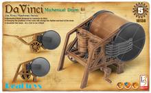 Academia 18138 Da Vinci máquinas serie tambor mecánico Kit de modelo de plástico envío gratis
