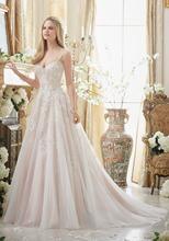 Robe De Mariage Gelinlik Boho Wedding Dresses Chapel Train Bridal Gowns Vestido De Novia(China (Mainland))