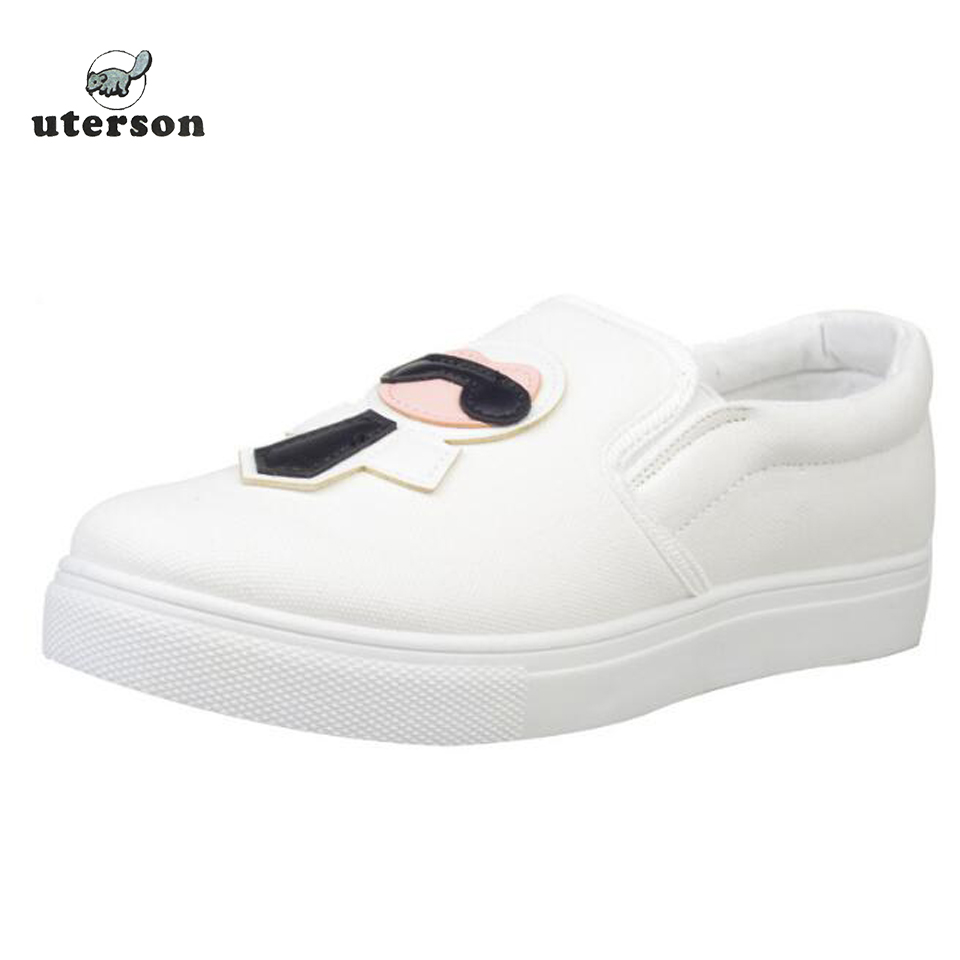 Free package mailed 2016 ms summer leisure shoes breathable canvas shoes cloth women shoes size 4-8 flat shoes#31(China (Mainland))