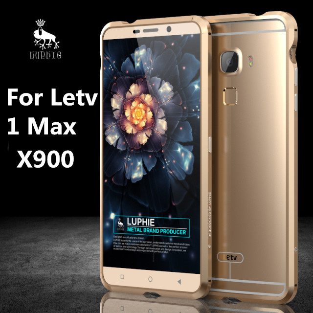 Letv 1 One max X900 Diamond Shape Aluminum Bumper For Letv One Max X900 Luxury Cover Ultra-thin Protective Frame Luphie
