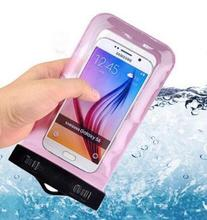 Buy New Waterproof Bag Mobile Phone Pouch Case Apple iphone 7 6s 6s 6 plus 5s 5 Samsung GALAXY S5 S6 S7 edge Note 5 4 3 2 for $1.09 in AliExpress store