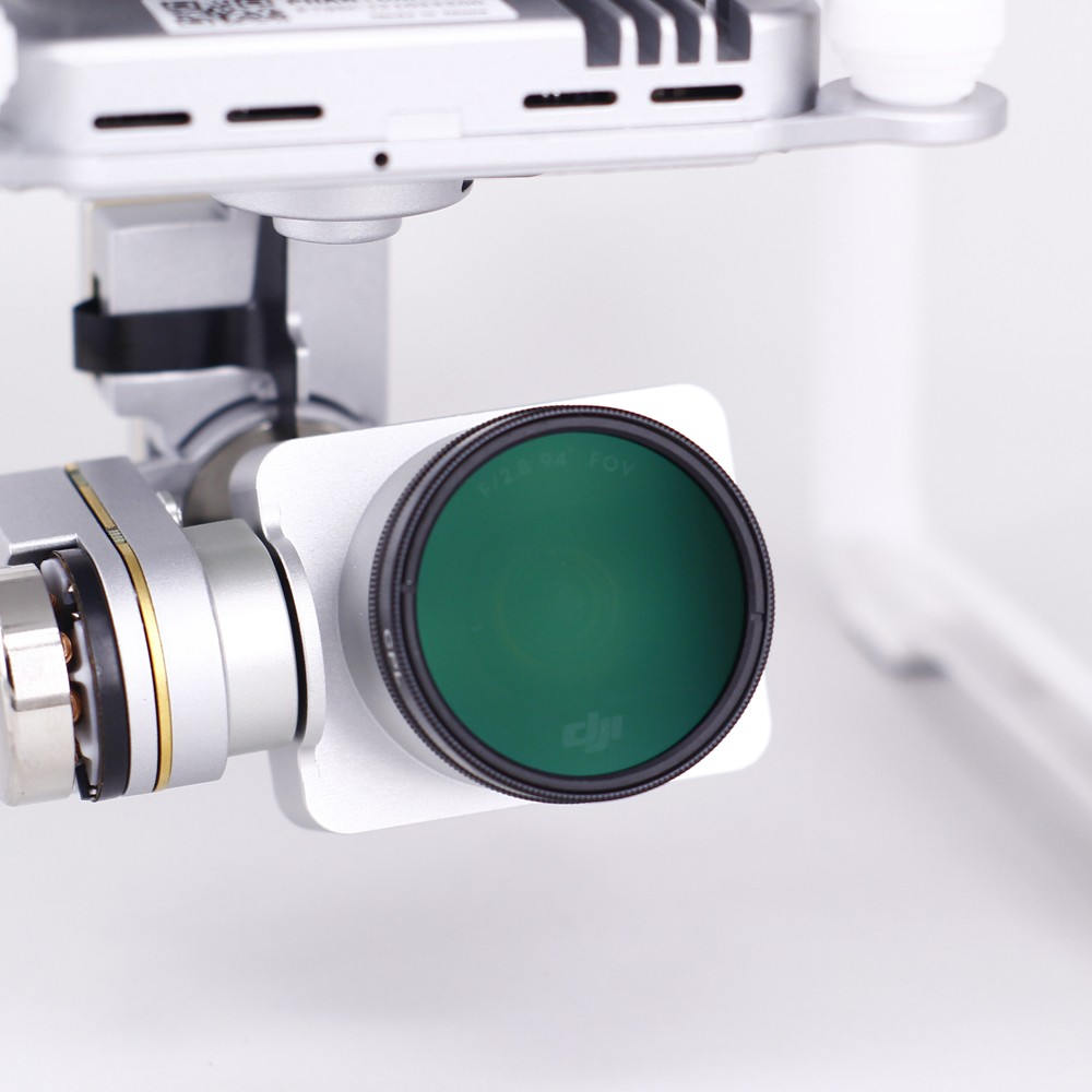 ND4 ND8 filter CPL filter MCUV filter for Dji phantom3 professional advanced HD Camera accessories model parts free shipping