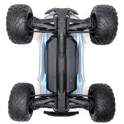 50kmh+  New 1/12 scale Electric rc monster truck Off road 2.4Ghz 2WD high speed remote controlled car all included RTR