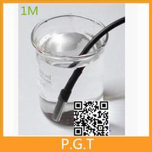 Buy 1pcs DS18B20 waterproof 1 meters temperature probe temperature sensor 18B20 Arduino for $1.25 in AliExpress store