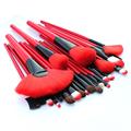 Makeup Brush Professional 24Pcs Sets Tools Cosmetic Brushes Foundation Eyeshadow Eyeliner Lip Brush Make Up Tool