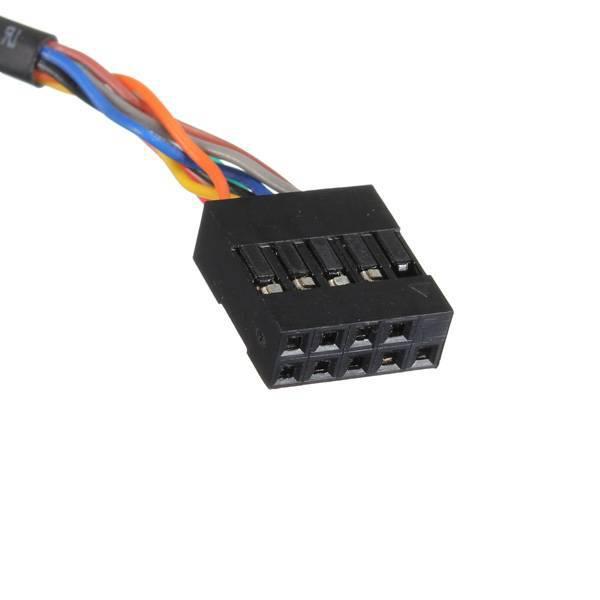 "3.5 ""Logisys FP528BK integrated internal card reader w/USB 2.0 port! The tip!(China (Mainland))"