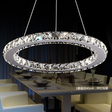LED Crystal Chandelier Light, Diamond Crystal Pendant Lamp Fast Shipping Raimond Ring Lamp(China (Mainland))