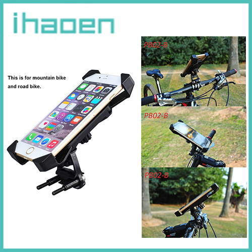 2015 New Arrival Unique Bicycle Phone Holder Mountain Bike Holder Road Bike Holder New Coming Bicycle Holder(China (Mainland))
