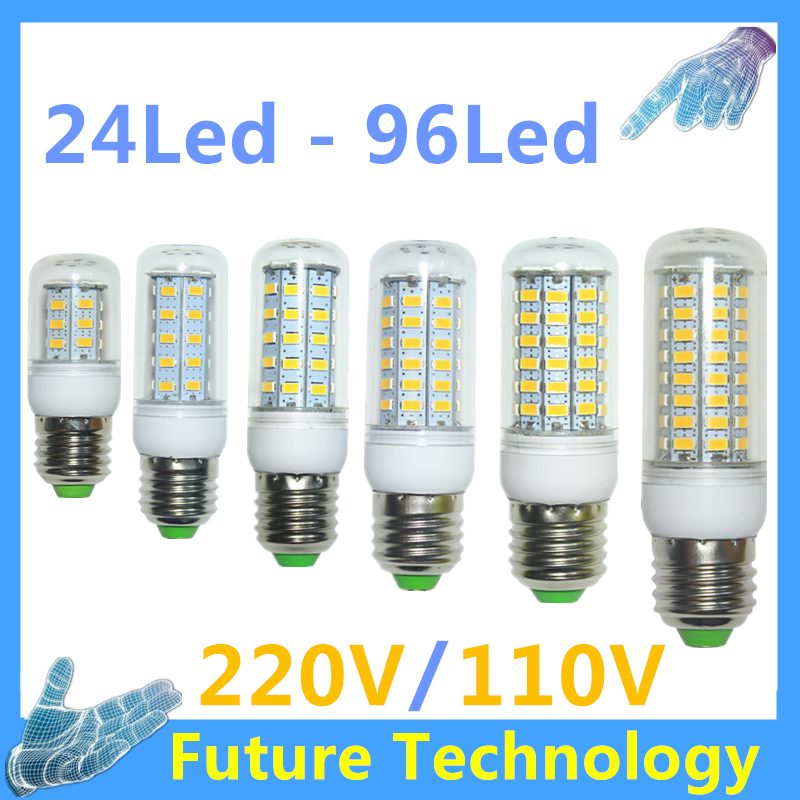 SMD 5730 G9 Lampada LED Lamp E27 220V Luz B22 Bombillas LED Bulb E14 110V B22 Corn Lamparas LED Light GU10 SpotLight Candle(China (Mainland))