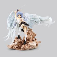 Anime Figurine Angel Beats! Tenshi Tachibana Kanade PVC Action Figure Collection Model Toy 23cm