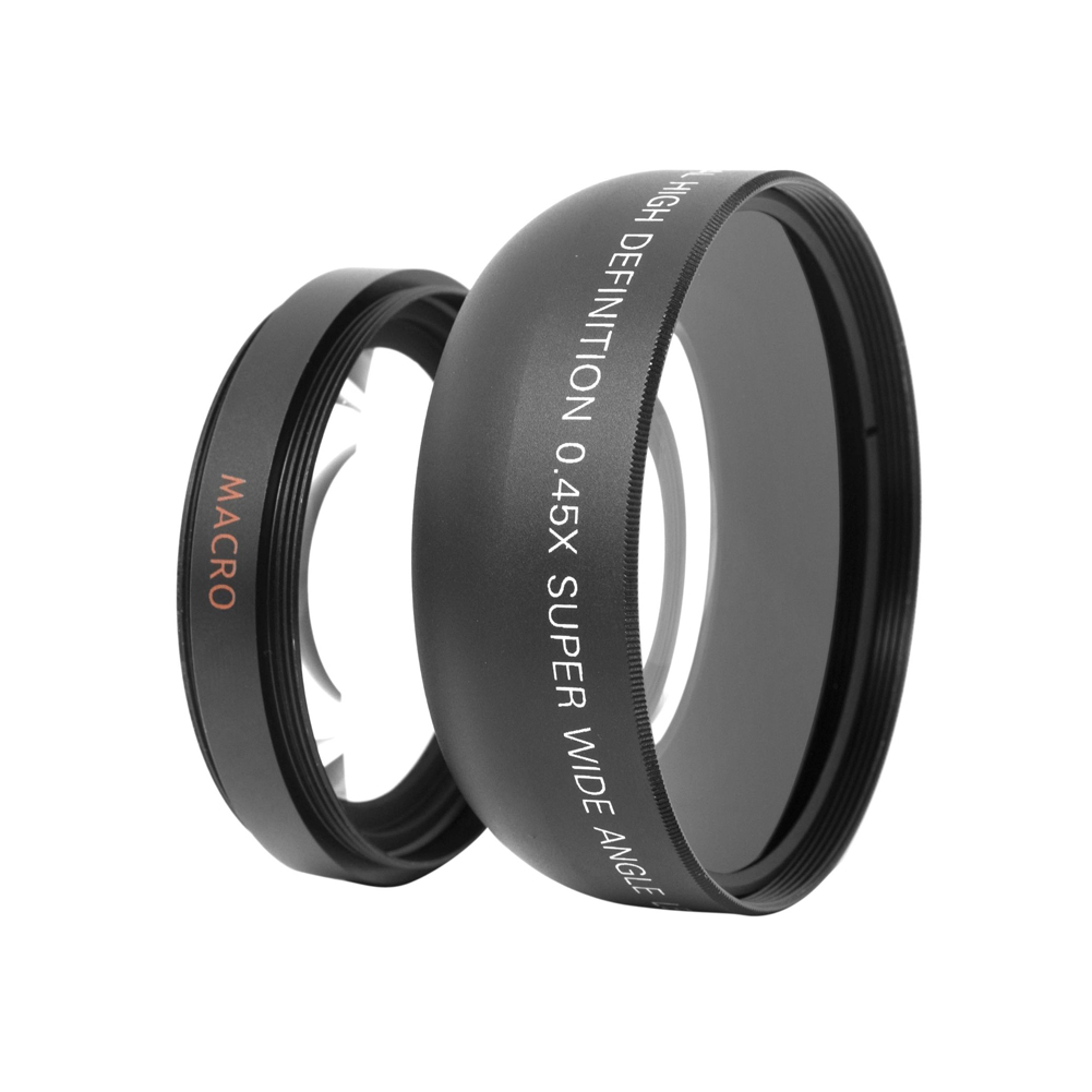 Only for Lenses with Filter Sizes of 52, 58, 62mm New 2.0X High Definition Telephoto Conversion Lens for Canon EOS Rebel T6i