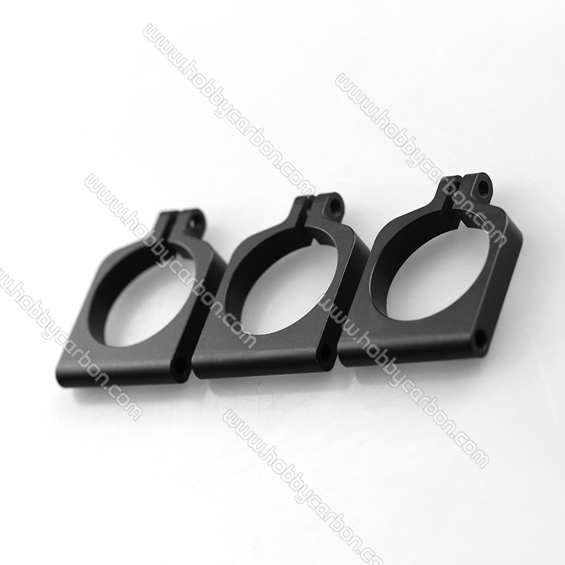 25mm movable tube clamps aluminum clips for multicopters/DJI S1000/quadcopters 20pairs/bag