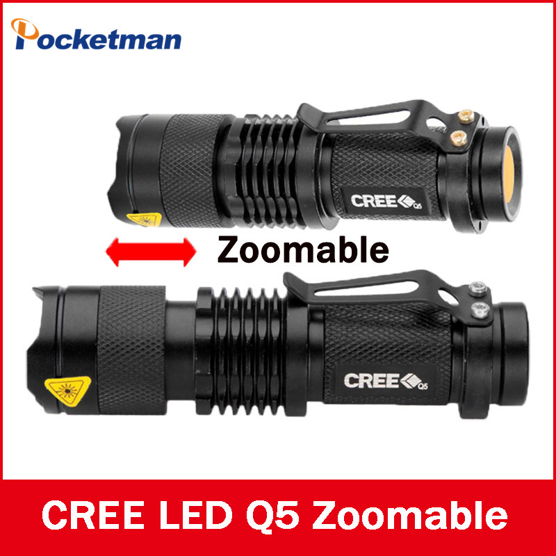 Surprise! high-quality cree Ulta bright 2000 Lumens lanterna waterproof LED Flashlight tactical torch penlight free shipping(China (Mainland))