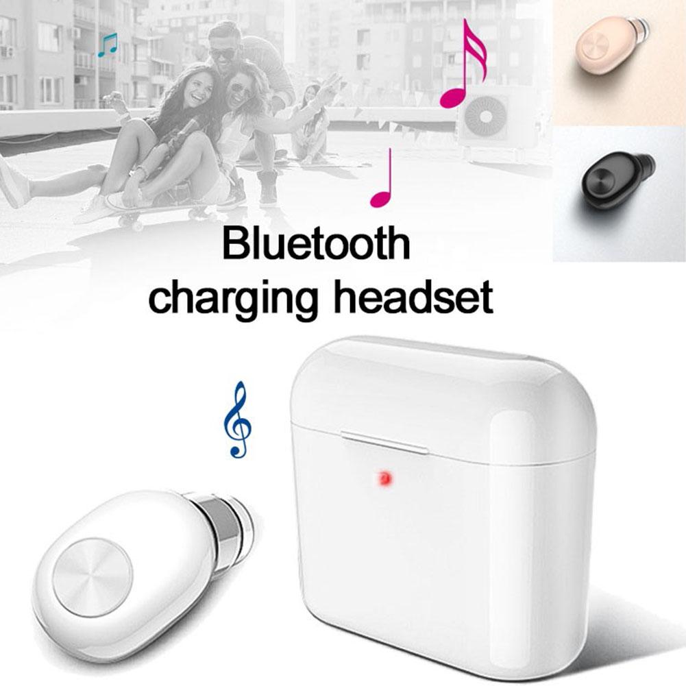 Коробка для хранения беспроводные наушники вкладыши Беспроводной музыка мини aeProduct.getSubject()