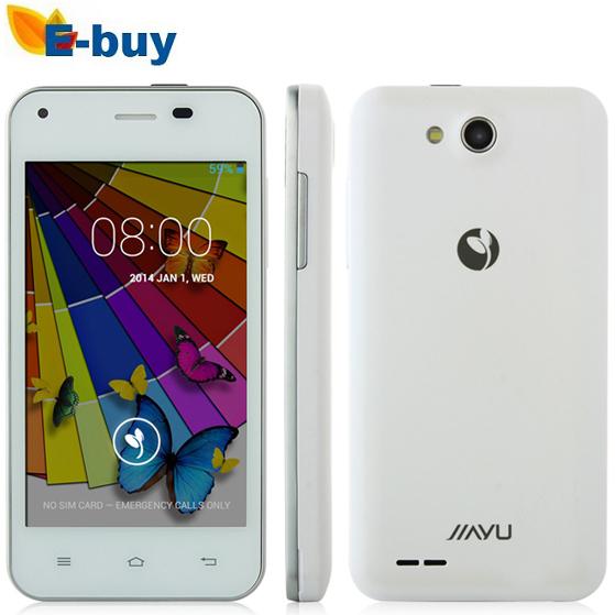 Мобильный телефон JIAYU F1 MTK6572 WCDMA 3G Android OS 512MB 4G 5 jiayu f1