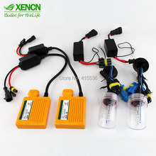 Buy XENCN H11 H9 H8 Xenon HID conversion Kit lamp slim HID ballast car headlight 12V 35W 5500K Audi BMW for $67.04 in AliExpress store