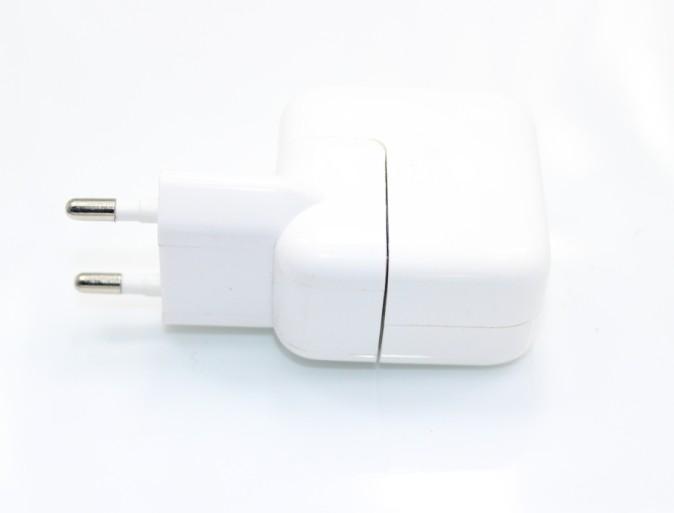 10pcs/lot USB AC Wall Charger EU Plug 5.1V 2.1AMP 10W for Apple iPad iPhone(China (Mainland))