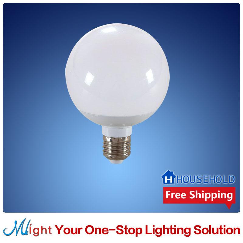 2 pcs E27 Led Light Bulbs 5W 7W 9W 12W 220V AC Decorative Aluminum E27 Lamp Bulb for Living Room Bedroom(China (Mainland))