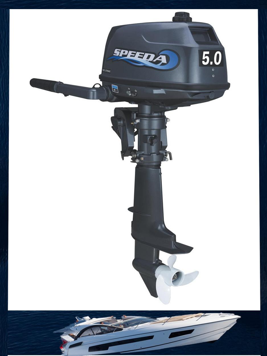Buy Aiqidi 6 0hp Outboard Motor 4 Stroke Boat Motors