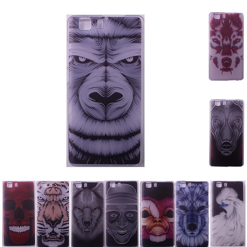 Case For Doogee x5 x5pro Coloured Drawing Silicone Protect Phone Covers coque For Doogee x5 x5pro