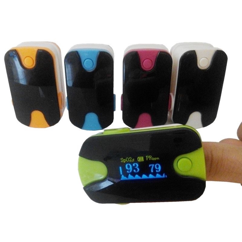 Aliexpress New Listed Digital Fingertip Pulse Oximeter Oximetro de Pulso SPO2 Monitor with 6 Display Mode Sound Alarm PR Monitor(China (Mainland))