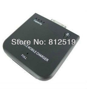 Portable External Battery Charger Mobile Backup for iPhone 4S 4G 3G iPod brand new(China (Mainland))