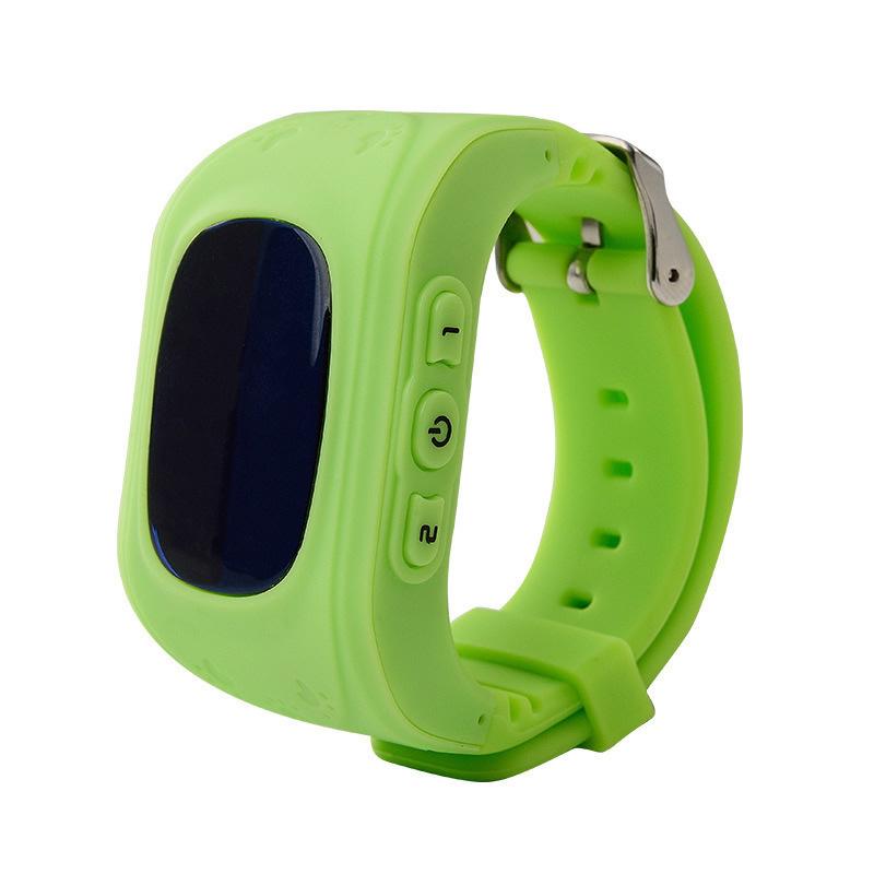 Hot Smart Phone Watch Children Kid Wristwatch G36 Q50 GSM GPRS GPS Locator Tracker Anti-Lost Smartwatch Child Guard(China (Mainland))