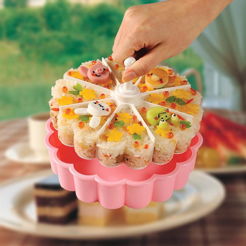 Compra bandejas de pl stico de sushi online al por mayor de china mayoristas de bandejas de - Bandejas para sushi ...