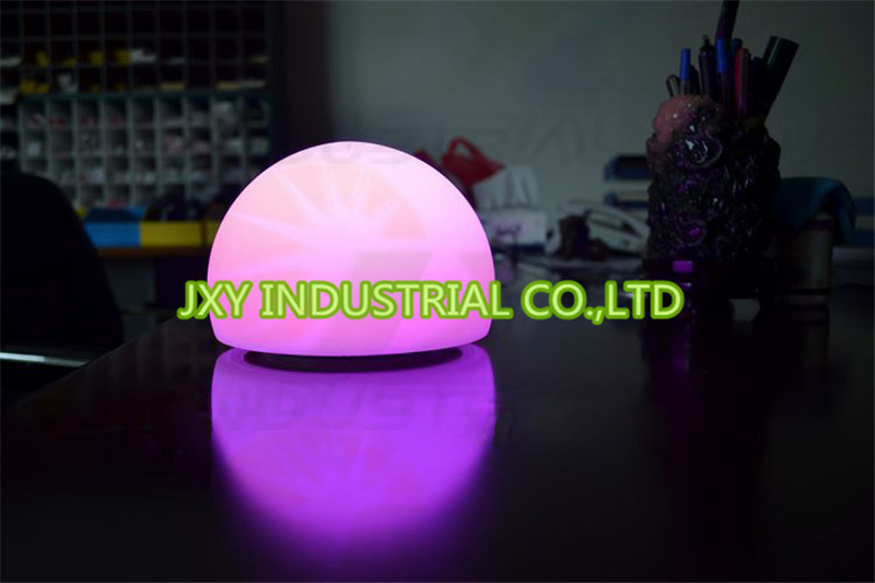 Hot Multi Color Changing Night Light Led Ball Led Table