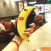 Hot Sale Funny Wicked Banana Printed Mobile Phone Case For iPhone 5S 5 6S 6plus Capa Hard Cover For iPhone SE Free Shipping