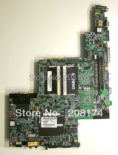 Free shipping Laptop motherboard X1029 for Dell Latitude D800 Inspiron 8600 Precision M60(China (Mainland))