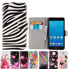Buy Cartoon Butterfly Painting Flip Leather Stand Wallet Cover Case SAMSUNG GALAXY A3 A5 A7 J1Ace J1Mini J3 J5 J7 2016 J105 A510 for $2.69 in AliExpress store