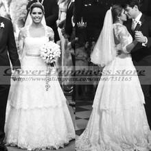 Vestidos De Noivas 2014 Sexy Plus Size Wedding Dress 2014 Ball Gown Wedding Dresses Dress Bride Casamento Vestidos Noiva(China (Mainland))