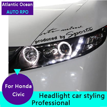 Система освещения Auto Pro Auto.Pro Honda Civic Honda Civic 2006/2011 + H7 Q5 + 2pc new front strut shock absorber left and right pair set fit for 2006 2011 honda civic coupe