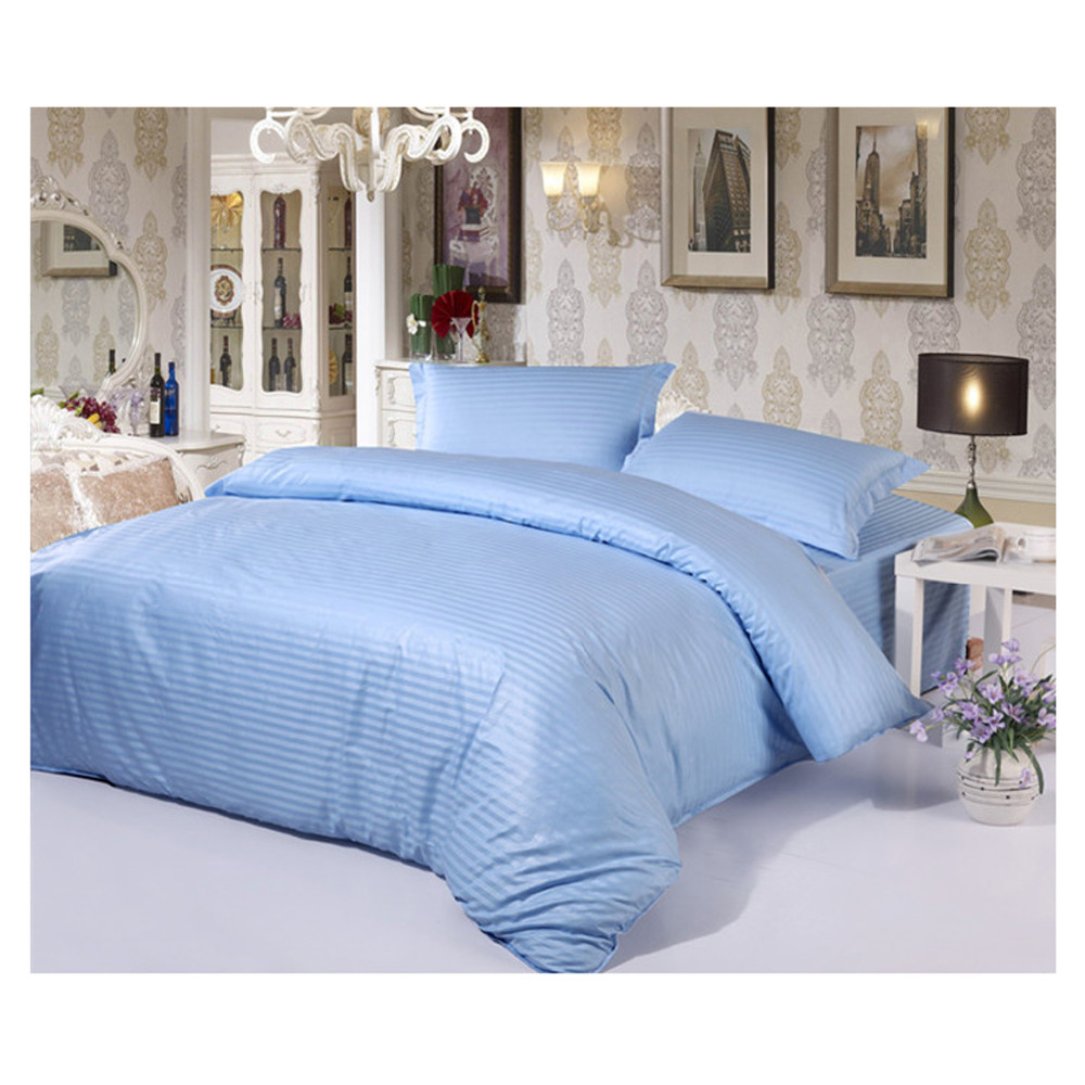 light blue bed duvet cover quilt cover bedding sheet. Black Bedroom Furniture Sets. Home Design Ideas