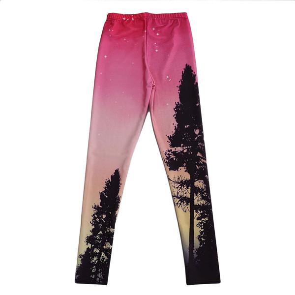 Aurora Skye Leggings Sport Trousers Aurora Skye