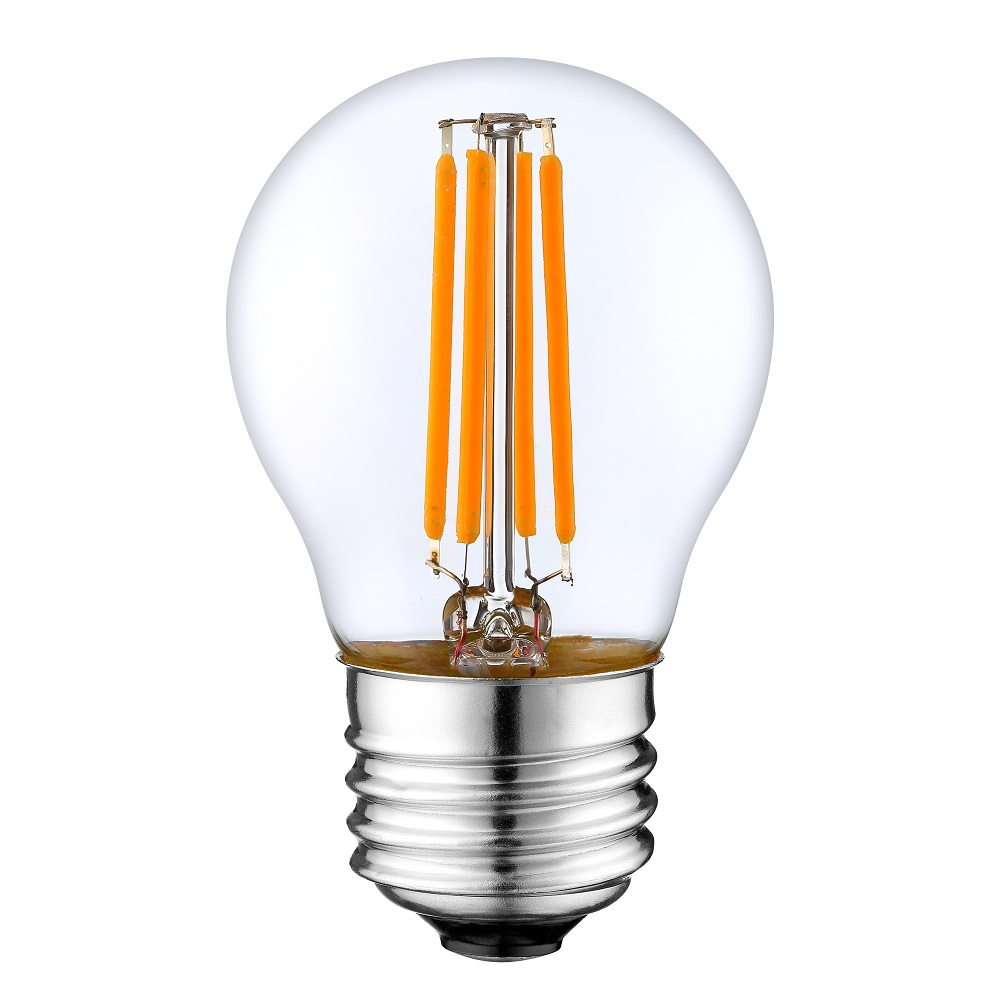 Dimmable E14 E27 G45 Retro LED Filament Light Globe Bulb 1W 2W 4W Edison Vintage Ampoule Led Lamp 220V 240V indoor Lighting