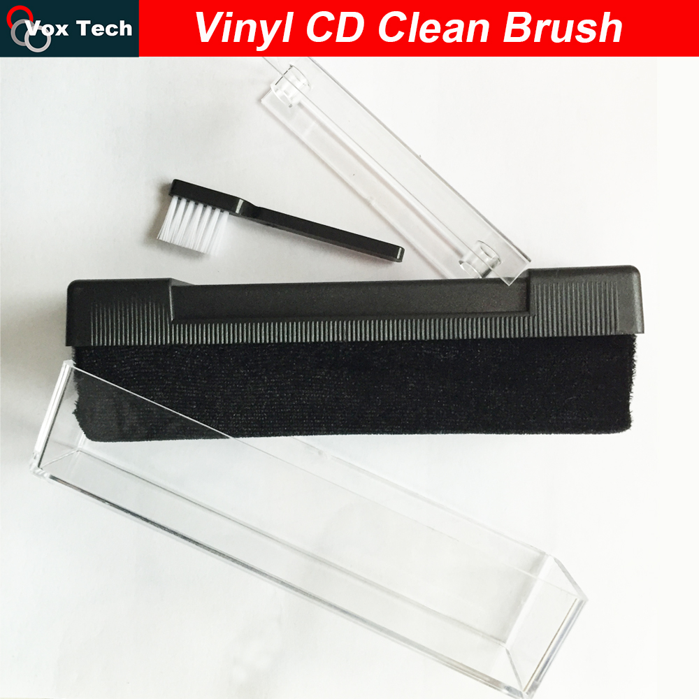 Vinyl CD Clean Accessories, for brush Turntable / platine vinyle player Record, tocadiscos vinilo, Anti static