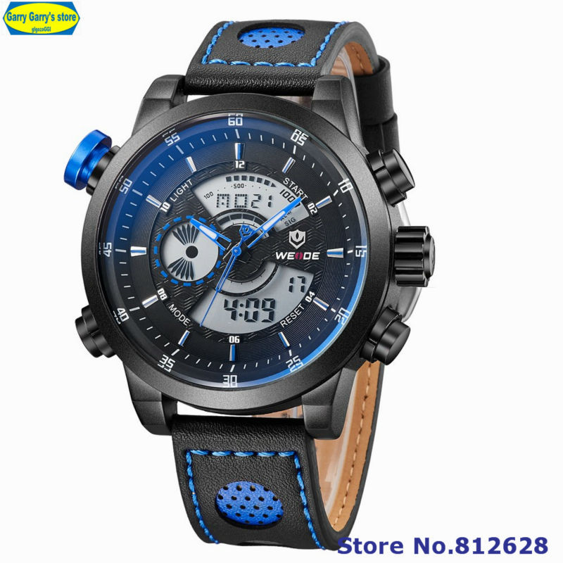 2015 Weide Watches Men Military Quartz Sports Watc...