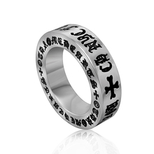 Quality 316L Titanium Stainless Steel Rings For Men Vintage Rock Punk Man Gothic Rings anillos para los hombres