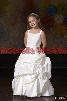 Children's dress  Flower girl dress   girl's gown & Children's DressHT01231